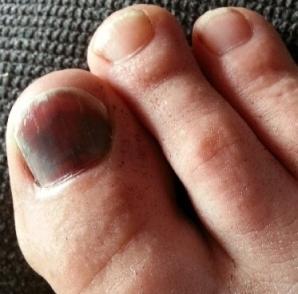 Coorong nail polish